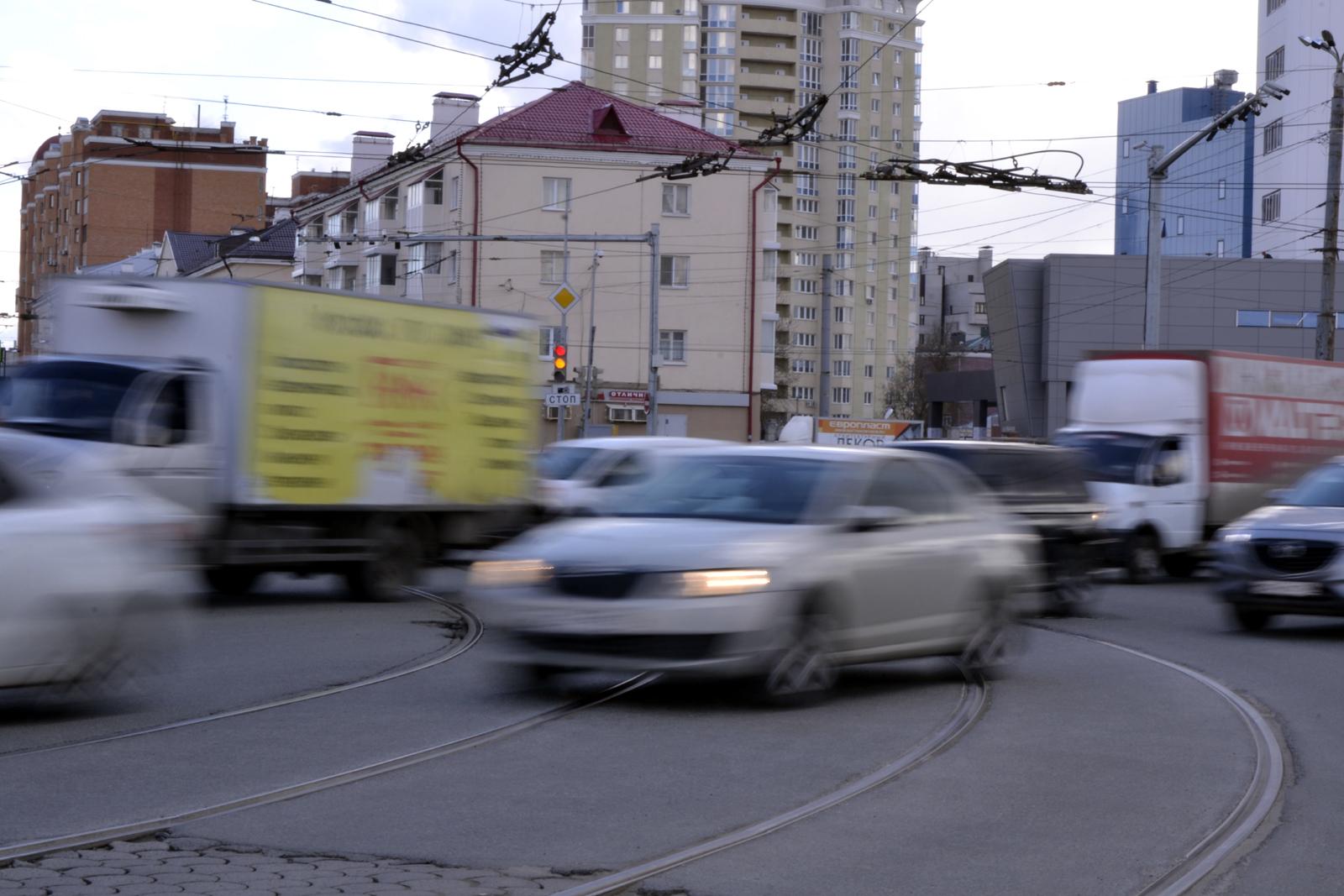 Около половины казанских автомобилей произведены за границей