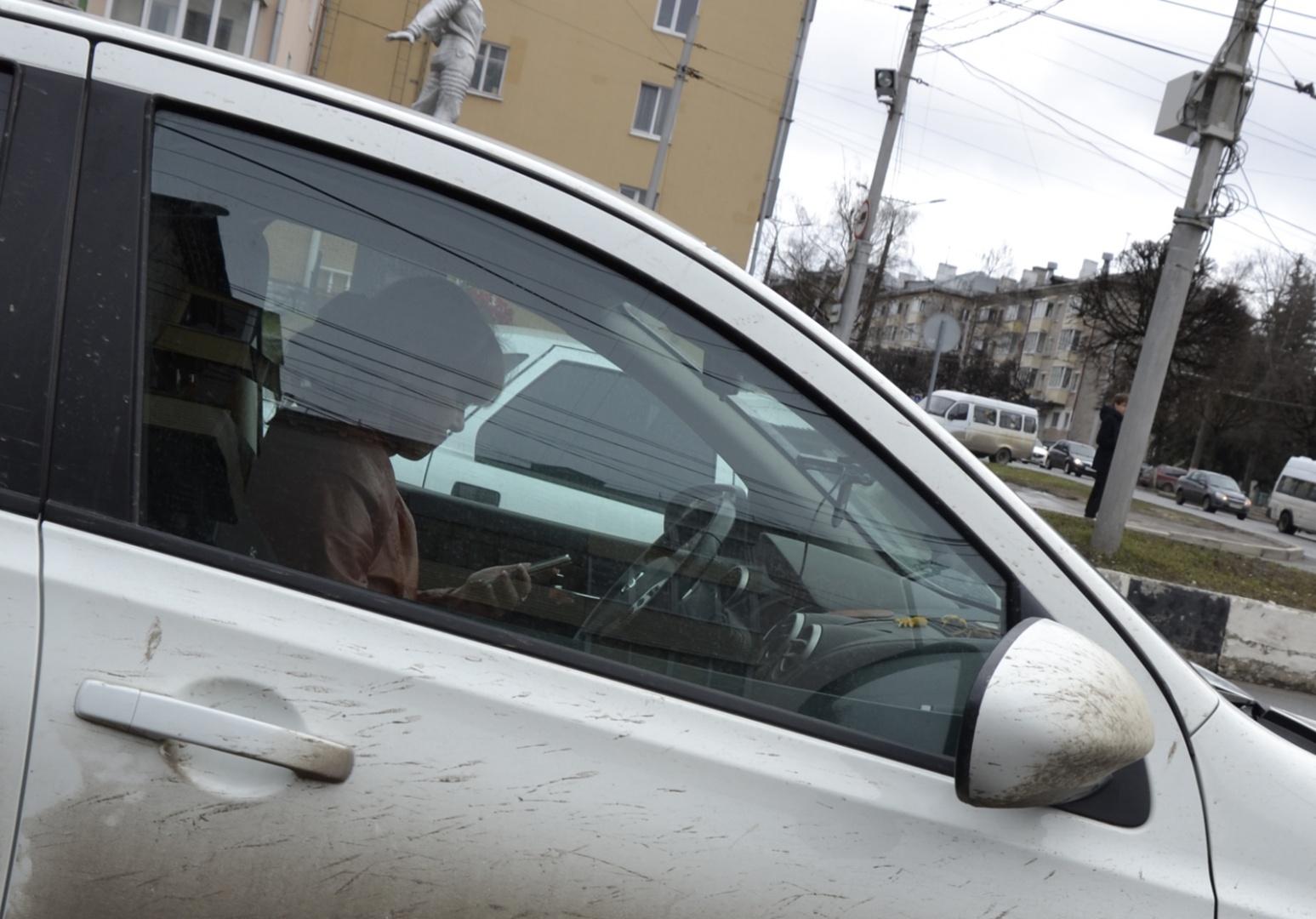Соотношение женщин и мужчин среди водителей в Чебоксарах «один к пяти»