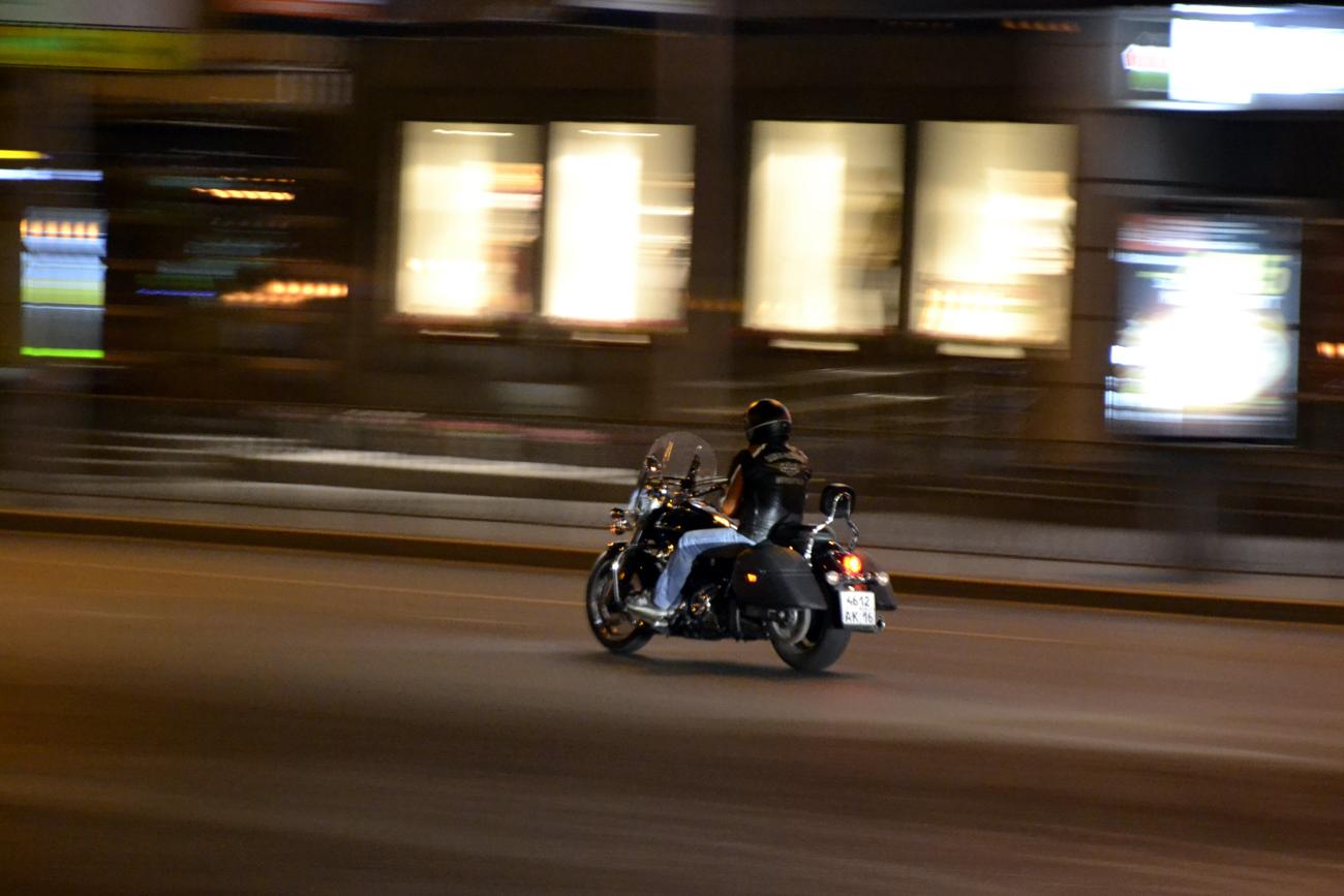Исследование: проблемные мотоциклисты Казани - цифры и факты