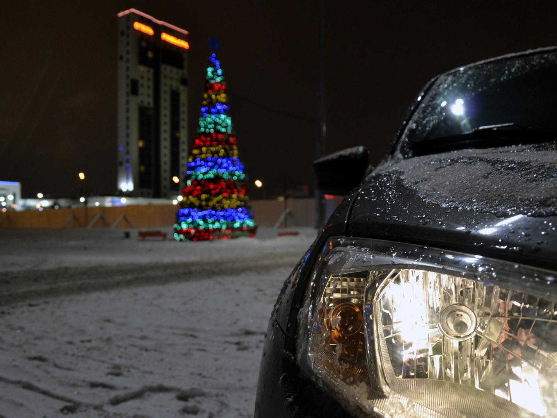 Исследование: водители и отвлекающие их факторы на улицах Казани
