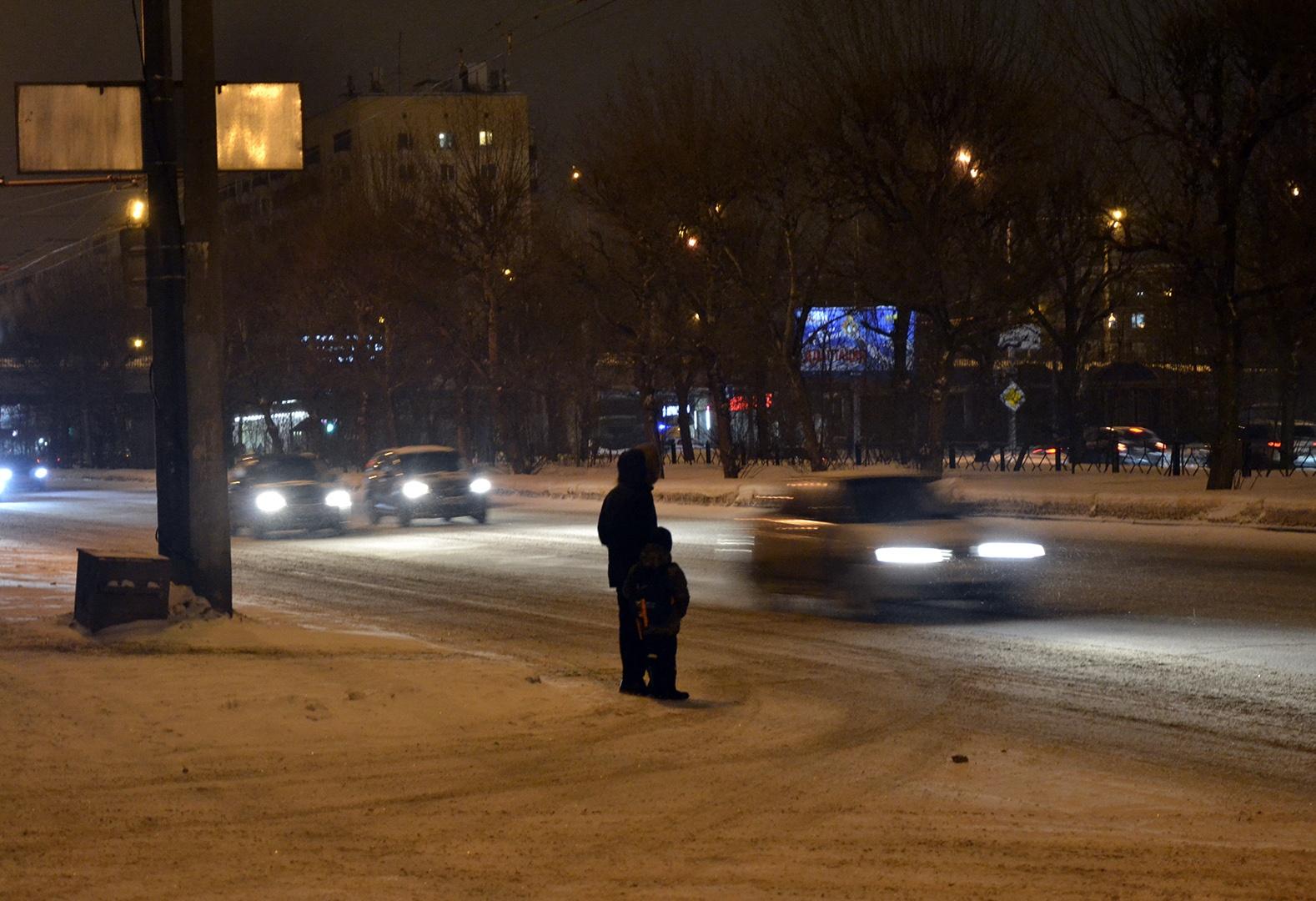 Поведение автомобилистов на пешеходных переходах Казани: цифры и факты
