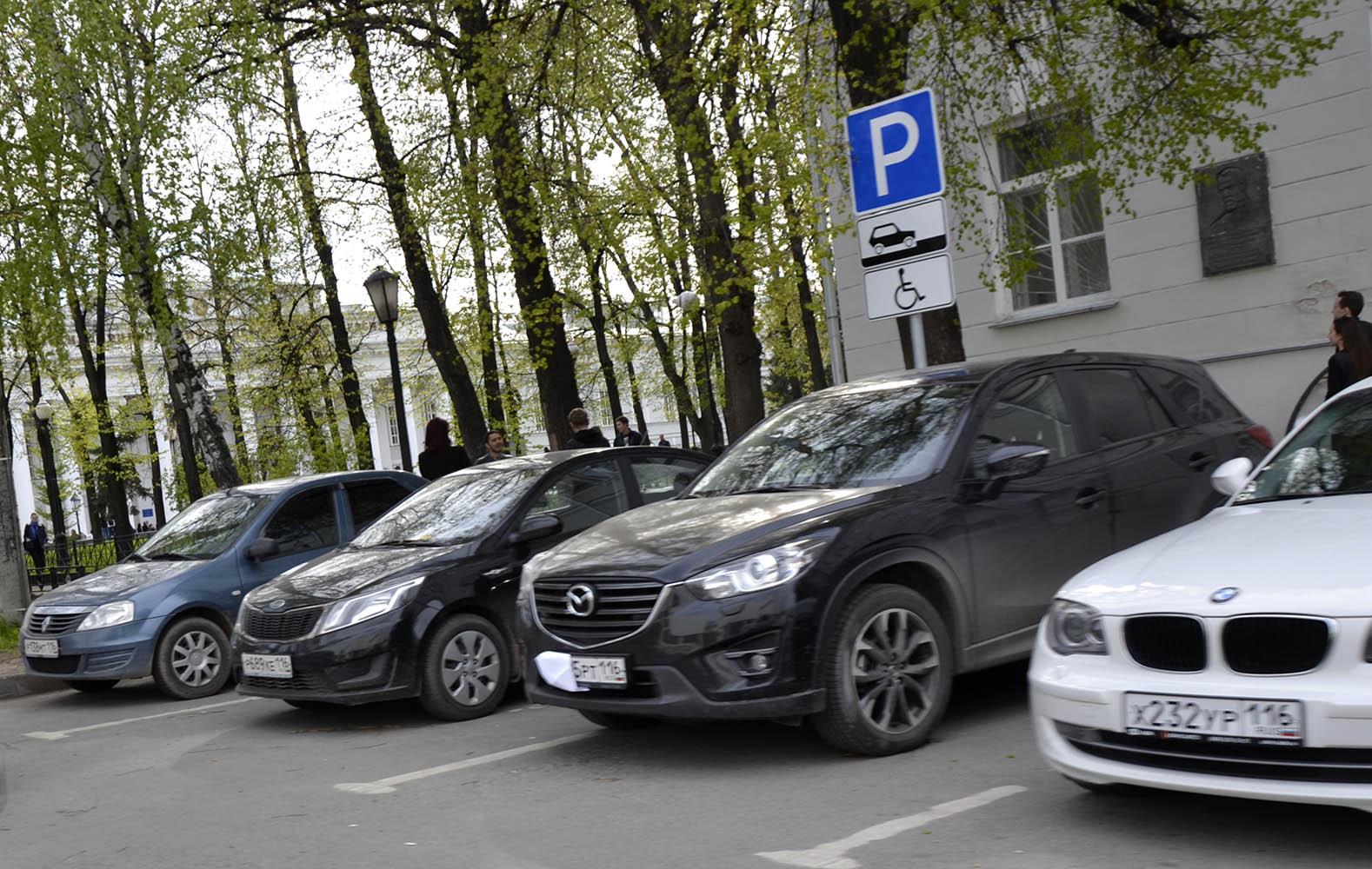 Исследование: платные муниципальные парковки Казани – реальная загруженность и реальные плательщики
