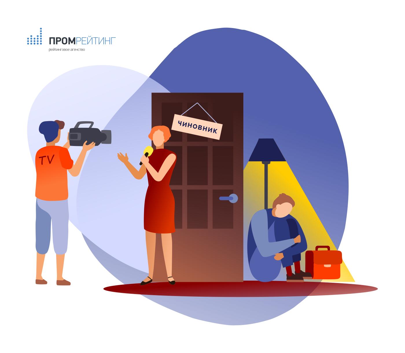 Рейтинг медиа-эффективности чиновников РТ 2019