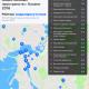 Исследователи определили для Казани топ-20 общественных пространств прогнав через систему городские топонимы с признаками общественных пространств.