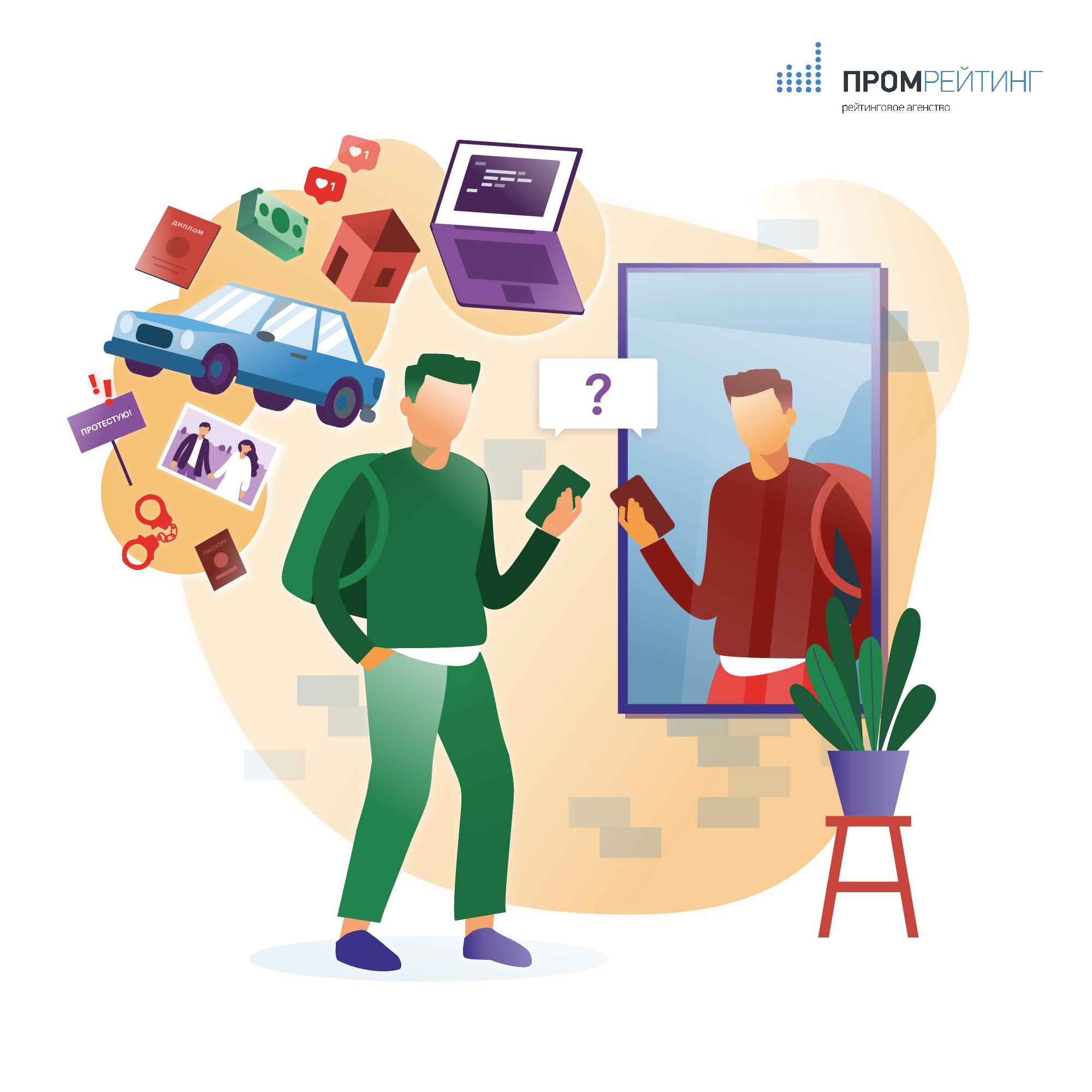 Молодежь Татарстана в Интернете. Исследование. Позитивные и негативные тренды