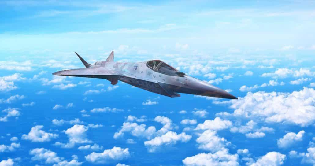 Су-75. ОКБ «Сухого» работает над созданием однодвигательного легкого тактического истребителя