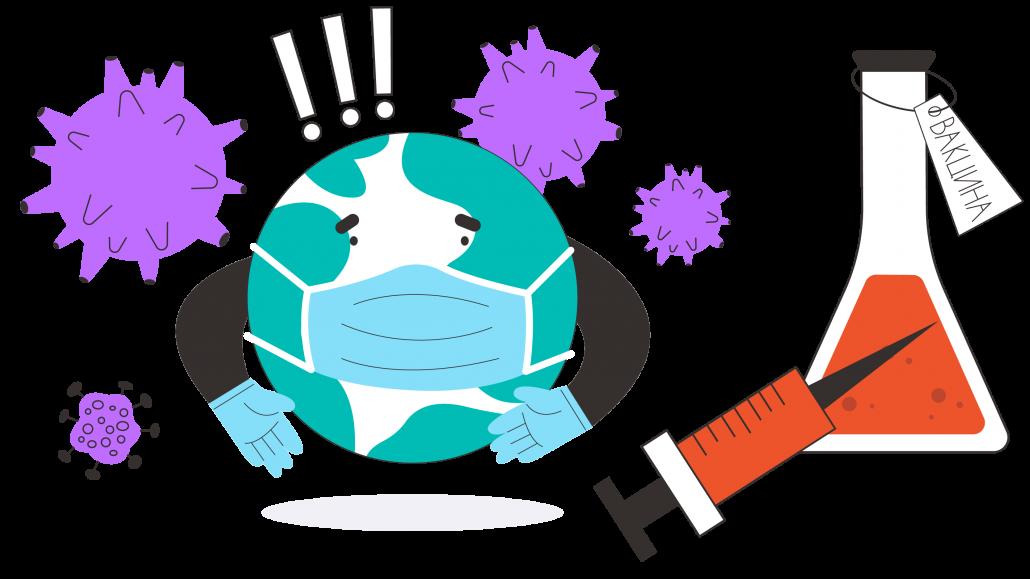 Данные социологических опросов общественного мнения вокруг вакцинации от коронавируса по России и Татарстан за 2021 год